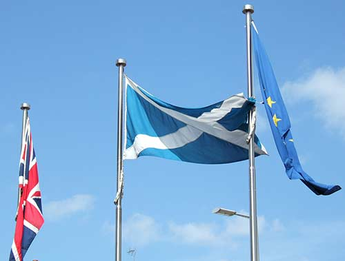 flags-scotland-referendum